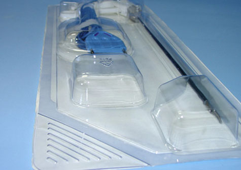 medical packaging, manufactured by Janco, Inc.